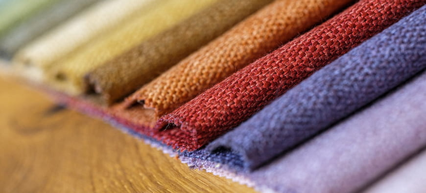 Fibras textiles naturales y sinteticas