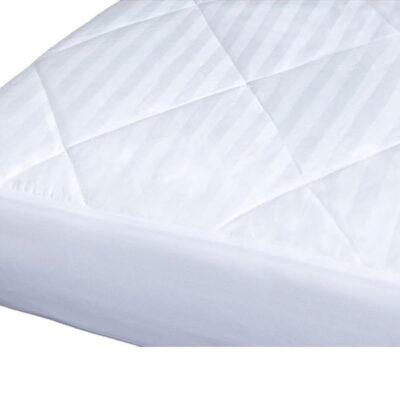 Cubre colchón acolchado1