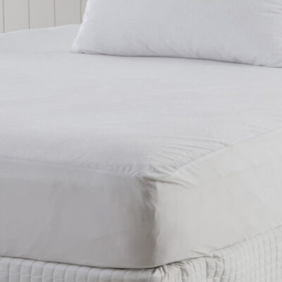 Protector colchón algodón1