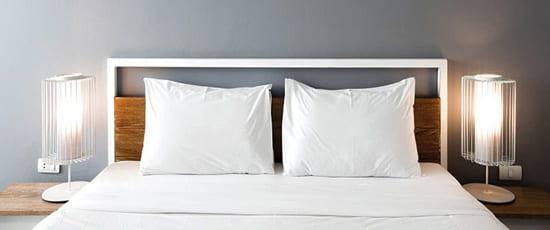 Fundas de almohada de algodón